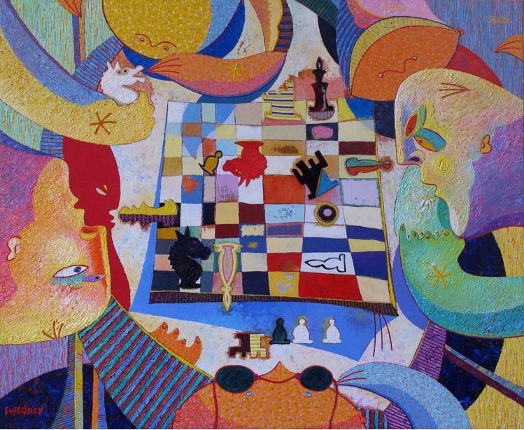Joueurs d'échecs de Sultanov Yuriy